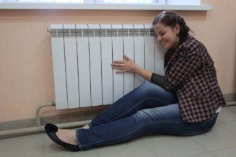Когда в Воронеже включат отопление