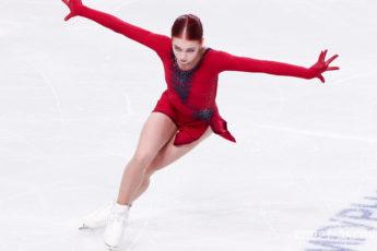 Почему снялась Трусова с Кубка России
