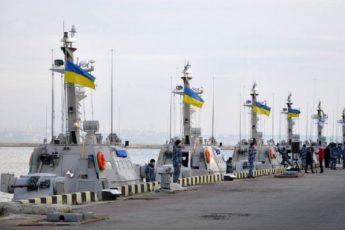 Сколько кораблей у Украины хохлов