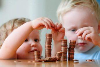 Деньги на первого ребенка