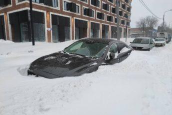 Когда выпадет снег и начнутся морозы в Москве