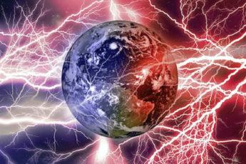 Магнитные бури в октябре 2021 года
