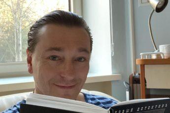 Сергей Безруков коронавирус в больнице