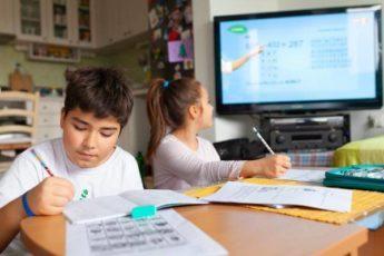 Удаленное обучение в школах России с 25 октября 2021