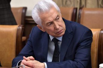 За Что Путин Уволил Своего Помощника Владимира Васильева